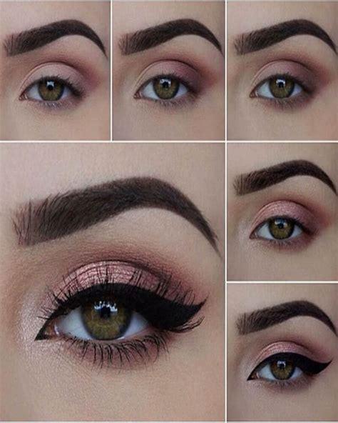 elegant eye makeup  daytime  step  step girlcheck