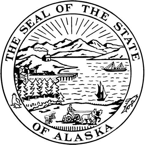 Image result for state of alaska seal
