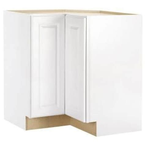 corner kitchen base cabinet hton bay 28 375x34 5x16 5 in lazy susan corner base 5828
