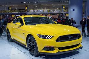 Ford Motor Company (NYSE:F): The Ford Mustang Takes Crown For Most Popular Sports Car In Germany ...