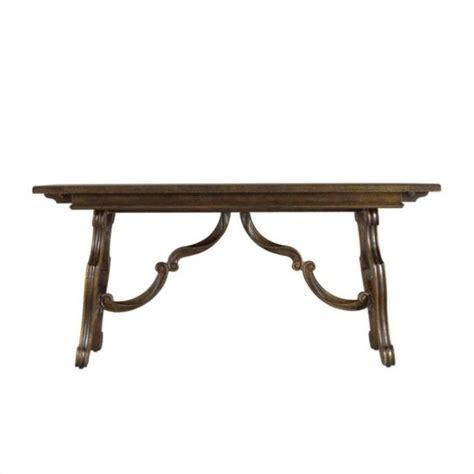 stanley furniture dining table stanley portfolio rustica rectangular dining harvest