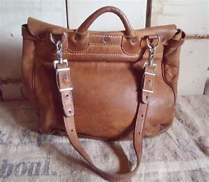 vintage leather messenger bag letter carrier postal the j With usps letter carrier satchel