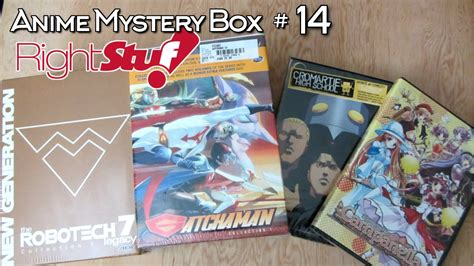 anime blind box anime mystery box 14 rightstuf blind box august 2015