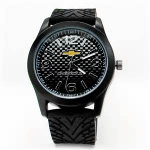 Watches with Chevrolet Emblem
