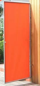 Kunststoffdielen Für Terrasse Und Balkon : in und outdoor paravent flexi 1 sichtschutz f r garten ~ Michelbontemps.com Haus und Dekorationen