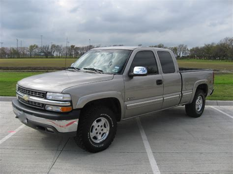 2002 Chevrolet Silverado 1500 Extended Cab Ls 4wd Z71