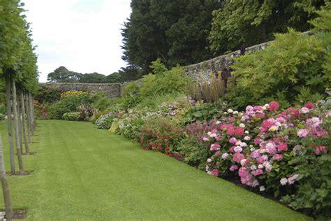 The Walled Garden At Glenarm Castle