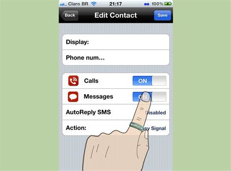 how to block on iphone 3 ways to block a number on the iphone wikihow