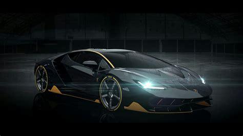 Lamborghini Centenario Wallpaper 4k