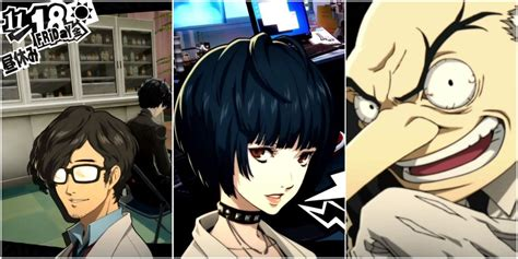 The game is produced by japanese studio omega force, best known for the dynasty warriors series, as well as many related games across different universes with the same gameplay mechanics. 10 Characters We Sorely Missed in Persona 5 Strikers ...