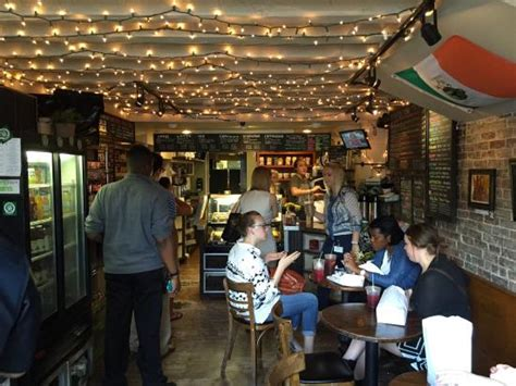 Recorded with zoom h6 xy mic. Green T Coffee Shop - Picture of Green T Coffee Shop, Boston - Tripadvisor
