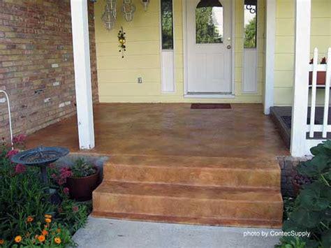 cement porch ideas concrete floor stain concrete flooring staining concrete floor