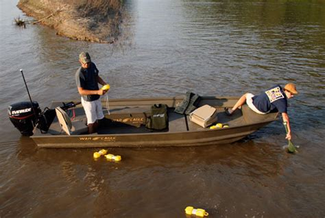 War Eagle Shallow Water Boats by Research 2013 War Eagle Boats 648 Ldv On Iboats