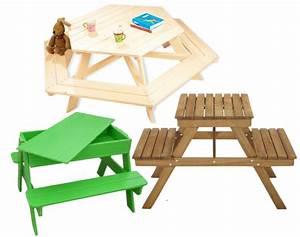 Table En Bois Enfant : salon de jardin pour enfant et mobilier d 39 ext rieur blog d co blog design clem around the ~ Teatrodelosmanantiales.com Idées de Décoration