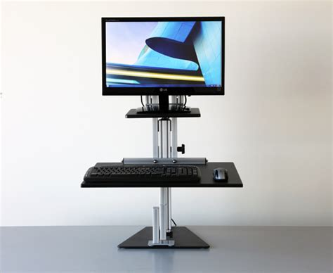kangaroo standing desk australia kangaroo pro adjustable height sit stand desk