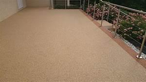 Tapis De Pierre : tapis de marbre marbre concass ou roul r sine ~ Melissatoandfro.com Idées de Décoration