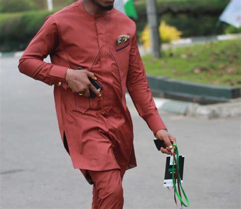 Men With Nigeria Native Wears Men With Nigeria Native