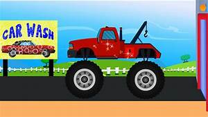 Tow Truck Car Wash
