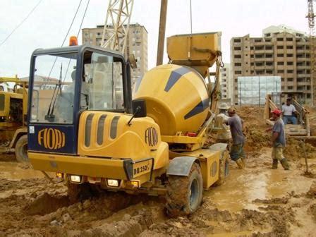 fiori concrete mixer self loading mixers deliver concrete to specification