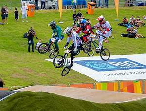 Olympic BMX Test Event Goes Forward