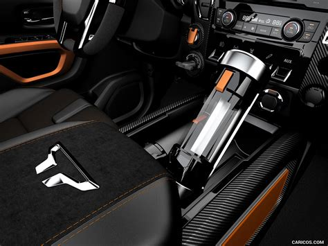 nissan titan warrior concept interior detail hd