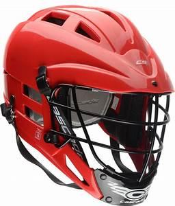 Cascade S Youth Size Chart Cascade Youth Cs R Lacrosse Helmet W Silver Mask 39 S
