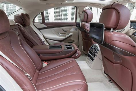 mercedes benz  class rear seats autobics