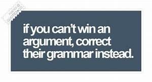 Funny Winning Q... Condor Arguments Quotes