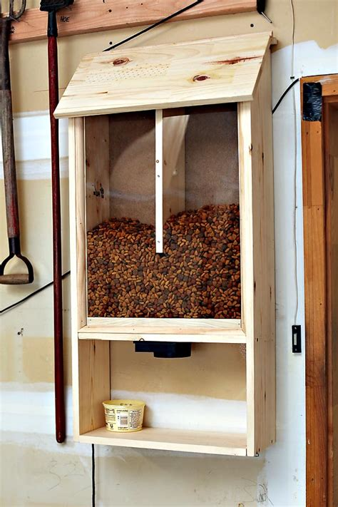 custom dog food dispenser  haraldsons