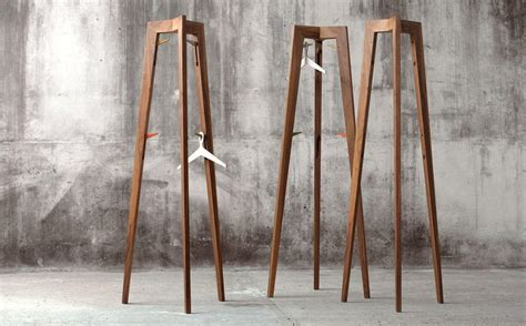 wooden clothes rack etikaprojects do it yourself project