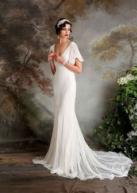 20s30s Style Wedding Dresses Eliza Jane Forgotten