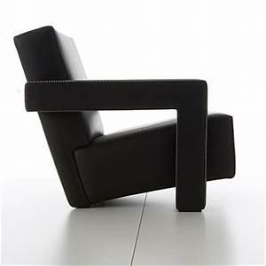 Fauteuil Design Confortable : un fauteuil utrecht carr mais au confort moelleux ~ Teatrodelosmanantiales.com Idées de Décoration