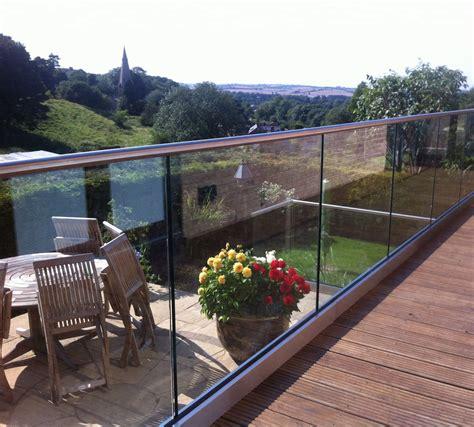 design terrace   china glass railing cost