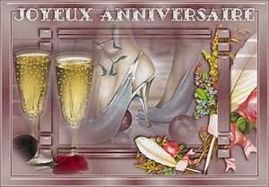 Image Champagne Anniversaire : bon anniversaire gifs animes page 11 ~ Medecine-chirurgie-esthetiques.com Avis de Voitures