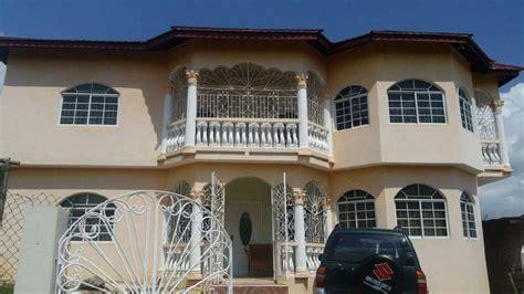 bedroom house  sale  mandeville jamaica manchester houses