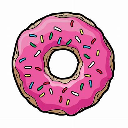Donut Transparent Purepng Clipart Android