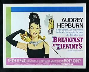 Audrey Hepburn Poster : breakfast at tiffanys cinemasterpieces audrey hepburn movie poster 1961 ebay ~ Eleganceandgraceweddings.com Haus und Dekorationen