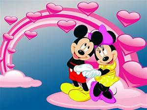 Micky Maus Und Minni Maus : mickey and minnie mouse photo by love desktop hd wallpaper for pc tablet and mobile download ~ Orissabook.com Haus und Dekorationen
