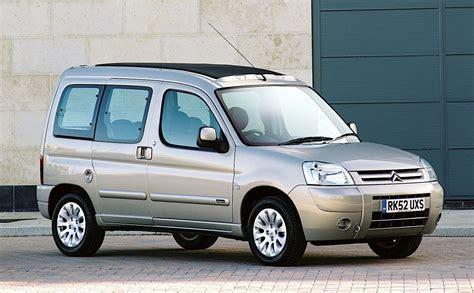 CITROEN Berlingo specs - 2002, 2003, 2004, 2005, 2006