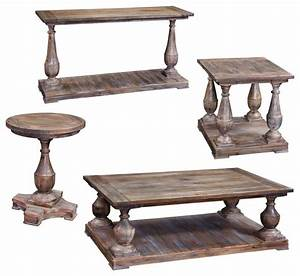 bassett mirror t2618 hitchcock 4 piece cocktail table set With farmhouse coffee table set