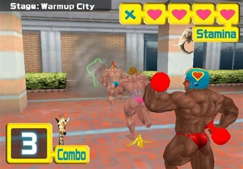 Muscle March (WiiWare) Game Profile | News, Reviews