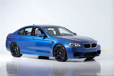 Used Bmw M5 For Sale by Used 2016 Bmw M5 For Sale 64 500 Motorcar Classics
