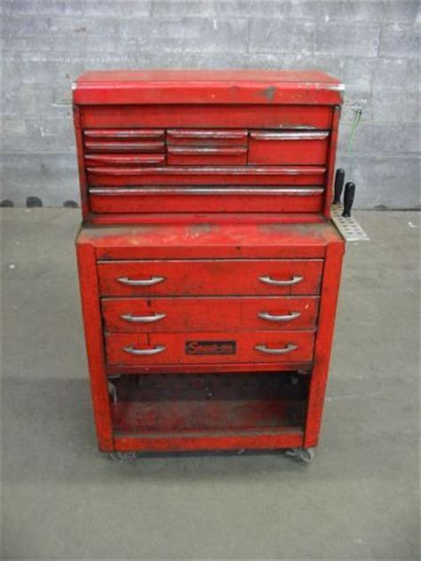 snap on tool cabinet vintage snap on tool chest second use seattle building