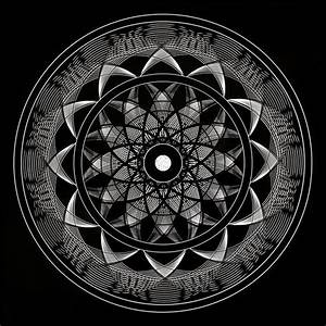 Sacred Geometry, Mandala art, Flower of Life, Meditation ...
