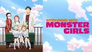 Veronica Mars Vostfr : l anim interviews with monster girls en vostfr chez crunchyroll paperblog ~ Medecine-chirurgie-esthetiques.com Avis de Voitures