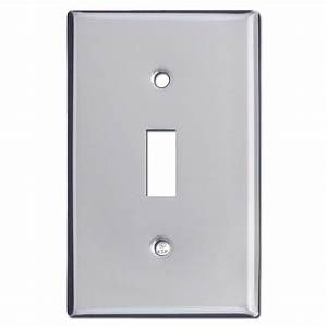 Single, Toggle, Light, Switch, Covers
