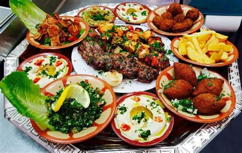 lebanese cuisine lebanese food picture of grand beirut restaurant