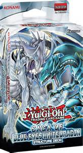 structure deck saga of blue white