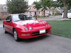 1995 Acura Integra Rs  5-speed Manual  -  3 000