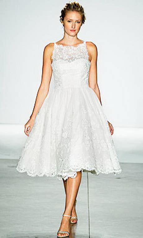 short cute wedding dresses
